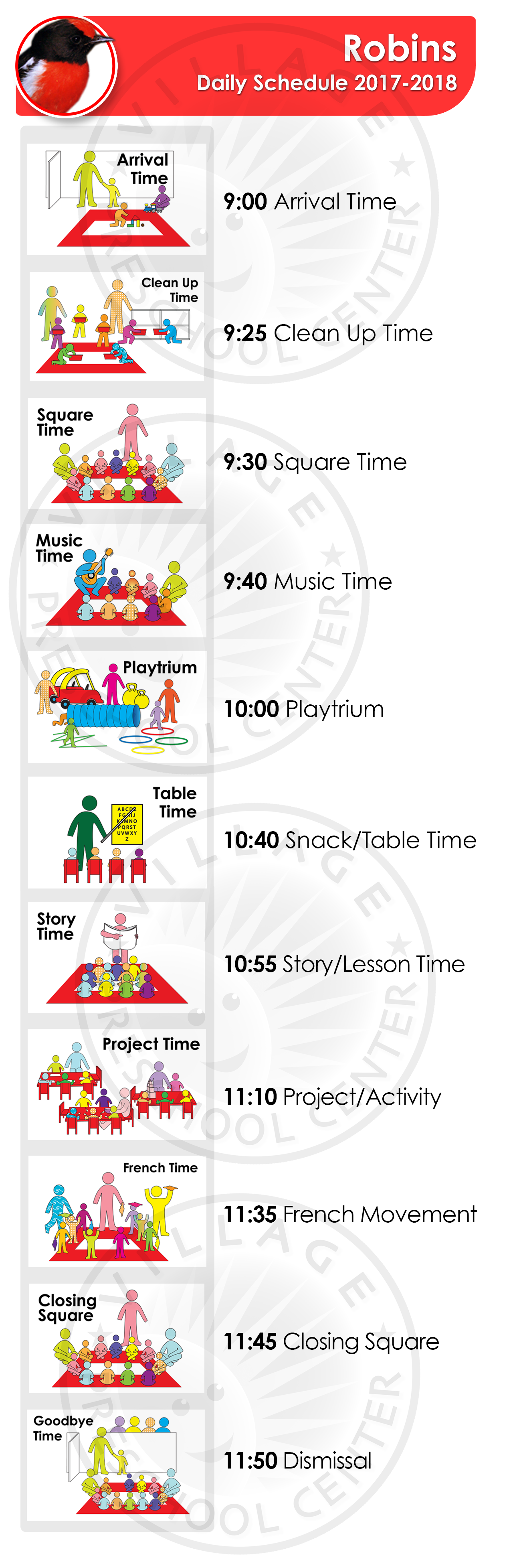 Daily schedule template letter proposal format event flyer examples 100 preschool daily schedule template weekly planning daily schedules robins preschool daily schedule templatehtml pronofoot35fo Choice Image
